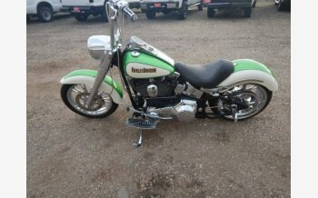 2000 Harley-Davidson Softail for sale 200662304