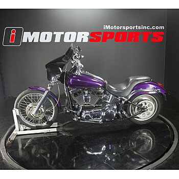 2000 Harley-Davidson Softail for sale 200675195