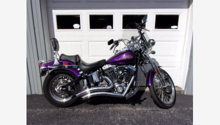 2000 Harley-Davidson Softail for sale 200987108