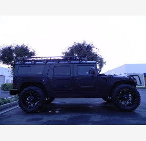 2000 Hummer H1 4-Door Wagon for sale 100854904