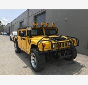 2000 Hummer H1 for sale 101040685