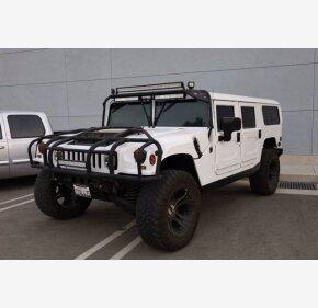 2000 Hummer H1 for sale 101412488