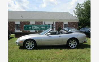 2000 Jaguar XK8 Convertible for sale 101017683