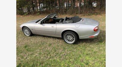 2000 Jaguar XK8 Convertible for sale 101216841