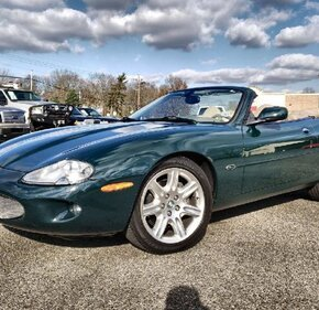 2000 Jaguar XK8 Convertible for sale 101408074