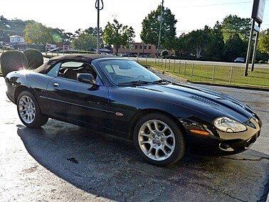 2000 Jaguar XKR Convertible for sale 101255213