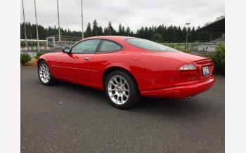 2000 Jaguar XKR Coupe for sale 101495972