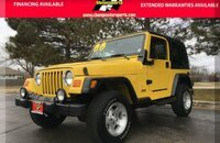 2000 Jeep Wrangler for sale 101070132