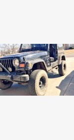 2000 Jeep Wrangler for sale 101301938