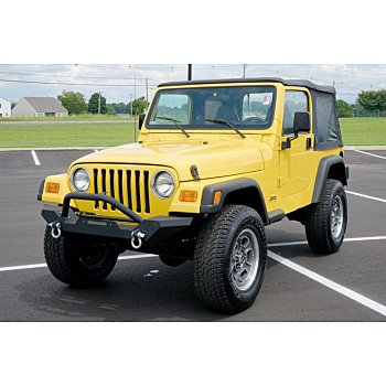 2000 Jeep Wrangler 4WD Sport for sale 101386174