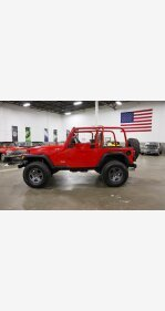 2000 Jeep Wrangler for sale 101395942