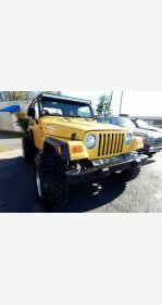 2000 Jeep Wrangler for sale 101410804