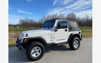 2000 Jeep Wrangler for sale 101413539