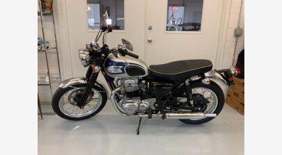 2000 Kawasaki W650 for sale 201019076