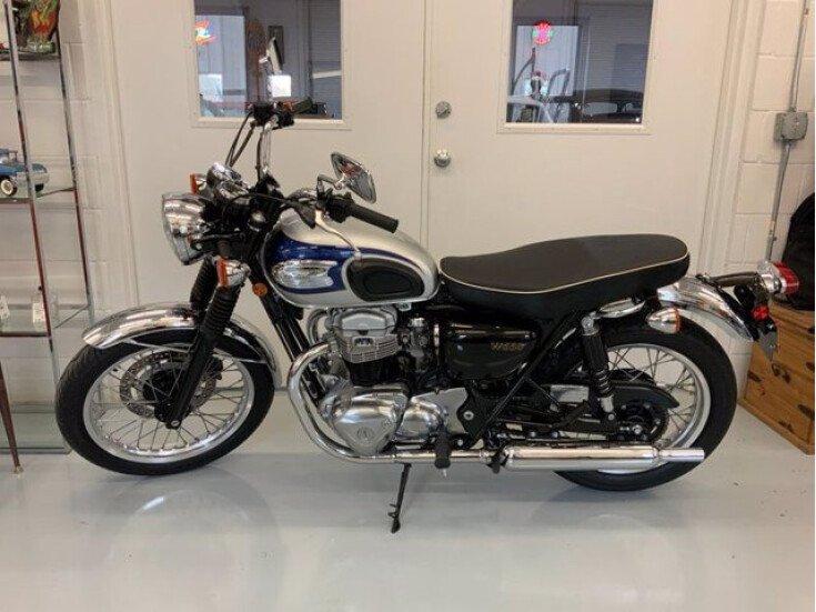 2000 Kawasaki W650 for sale 201112129