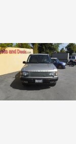 2000 Land Rover Range Rover for sale 101450955