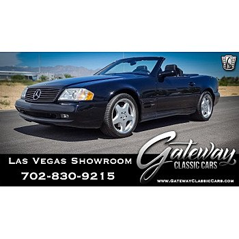 2000 Mercedes-Benz SL500 for sale 101166690