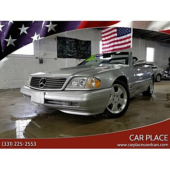 2000 Mercedes-Benz SL500 for sale 101199870