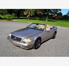 2000 Mercedes-Benz SL500 for sale 101390777