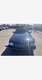 2000 Mercedes-Benz SL500 for sale 101397198