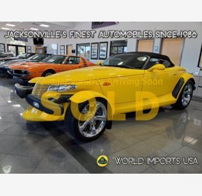 2000 Plymouth Prowler for sale 101486878