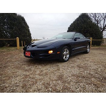 2000 Pontiac Firebird Coupe for sale 101072107