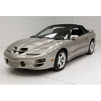 2000 Pontiac Firebird Trans Am Convertible for sale 101080218