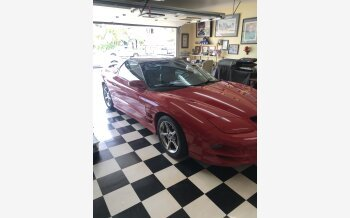 2000 Pontiac Firebird Coupe for sale 101104735