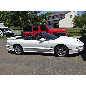2000 Pontiac Firebird for sale 101146310
