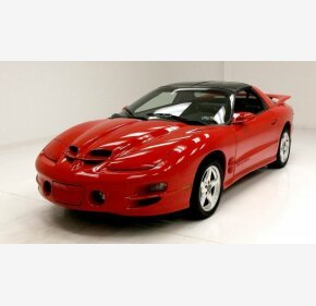 2000 Pontiac Firebird Coupe for sale 101213988