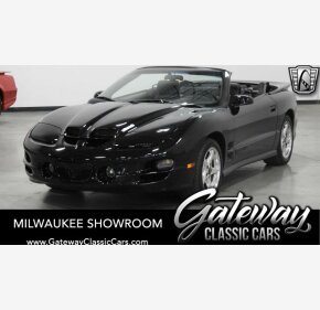 2000 Pontiac Firebird Trans Am for sale 101307209