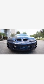2000 Pontiac Firebird for sale 101342812