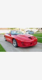 2000 Pontiac Firebird Trans Am Convertible for sale 101348623