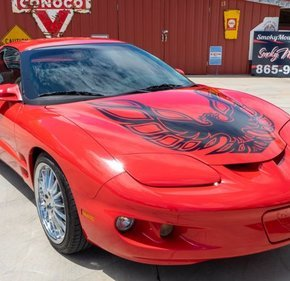 2000 Pontiac Firebird Coupe for sale 101351543