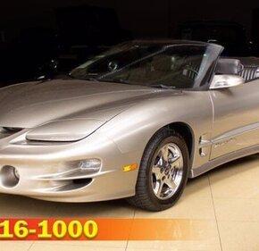 2000 Pontiac Firebird for sale 101352785