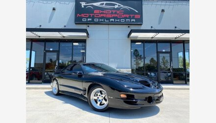 2000 Pontiac Firebird Trans Am for sale 101360947