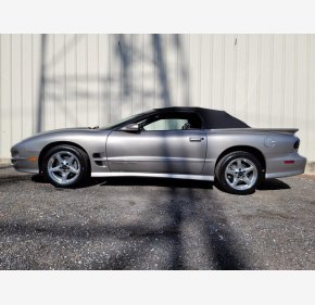 2000 Pontiac Firebird for sale 101407035