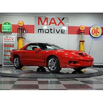 2000 Pontiac Firebird Coupe for sale 101472066