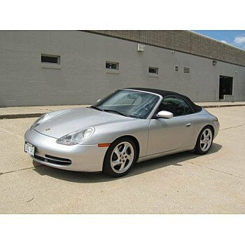 2000 Porsche 911 Cabriolet for sale 100982348