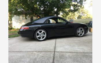 2000 Porsche 911 Cabriolet for sale 101340808
