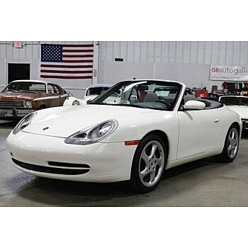 2000 Porsche 911 Cabriolet for sale 101083062