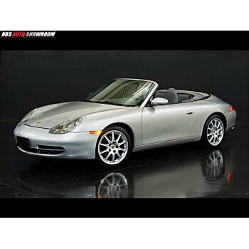 2000 Porsche 911 Cabriolet for sale 101089316