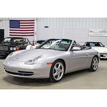 2000 Porsche 911 Cabriolet for sale 101283751