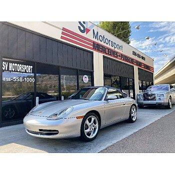 2000 Porsche 911 Cabriolet for sale 101369493