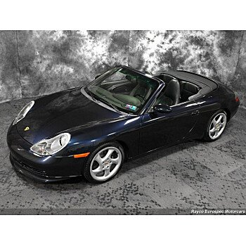 2000 Porsche 911 Carrera Cabriolet for sale 101370057
