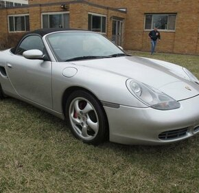 2000 Porsche Boxster for sale 101229774