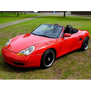 2000 Porsche Boxster for sale 101302291