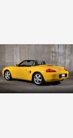 2000 Porsche Boxster for sale 101391512