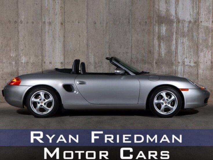 2000 Porsche Boxster for sale 101507410