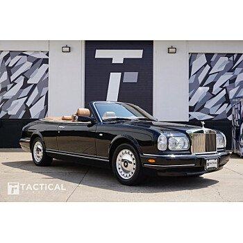 2000 Rolls-Royce Corniche for sale 101223358